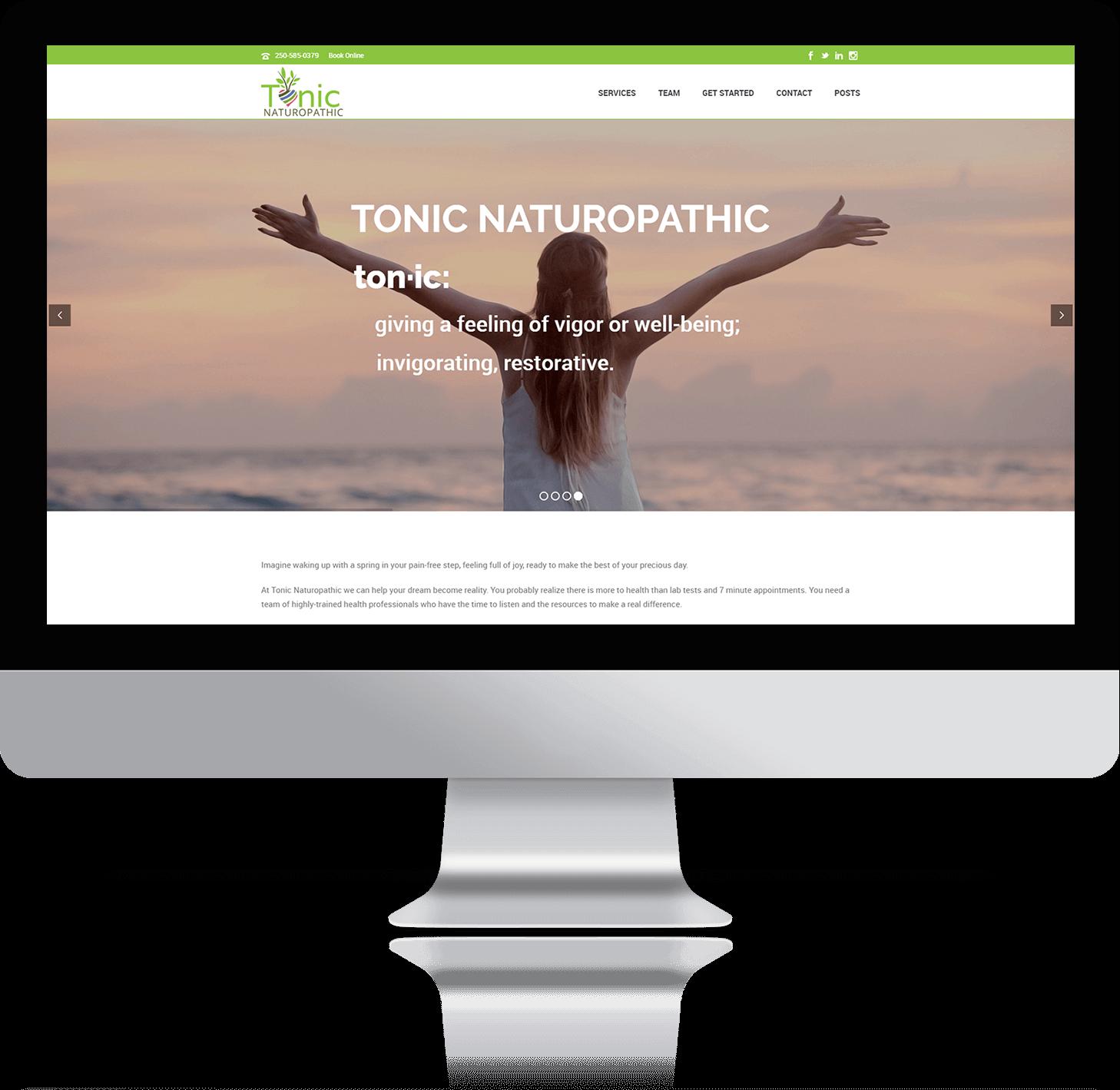 Tonic Naturopathic