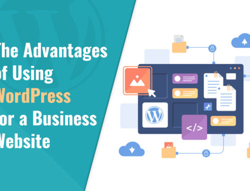 Why Build Your Business Website on WordPress?