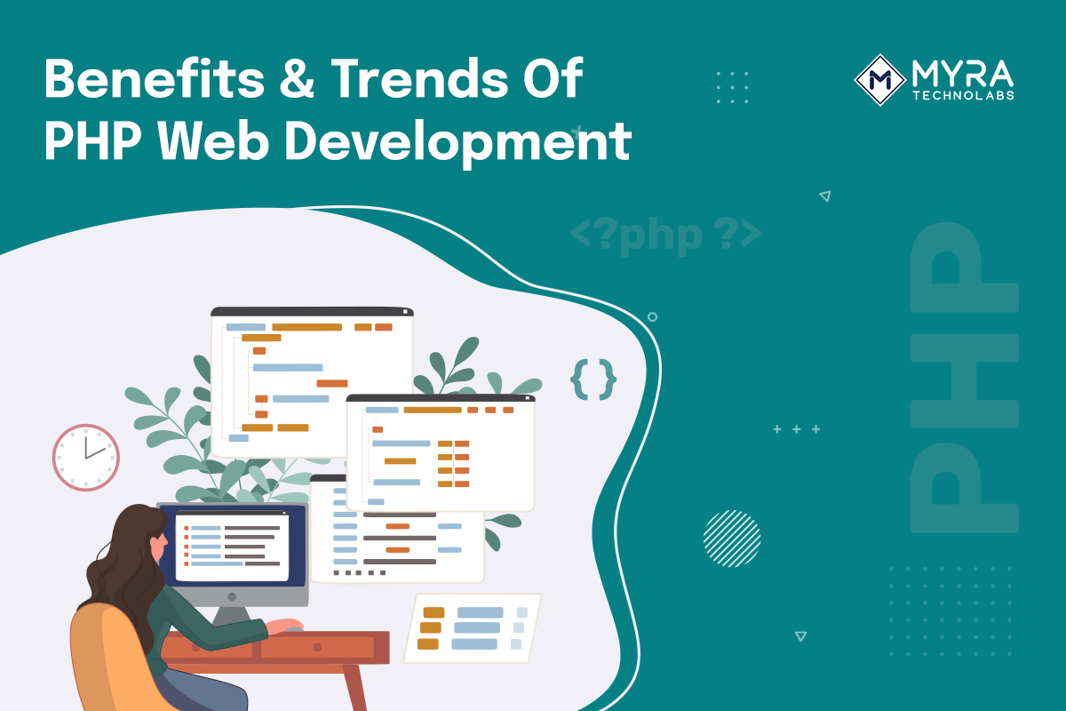 PHP Web Development: Benefits and Trends